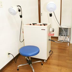 大川接骨院治療機器紹介 マイクロ波治療器